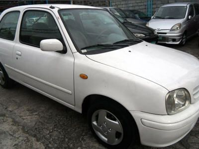 Used Nissan March for sale in Quezon City