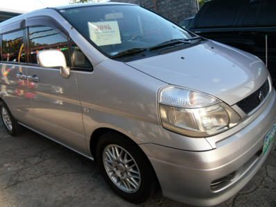 Used Nissan Serena for sale in Quezon City