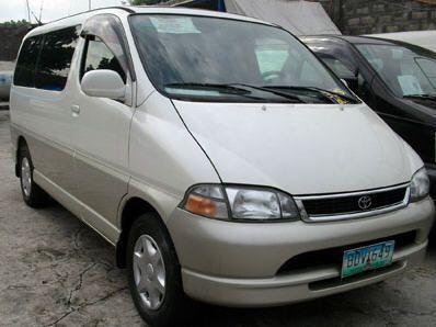 Used Toyota Gravia for sale in Quezon City