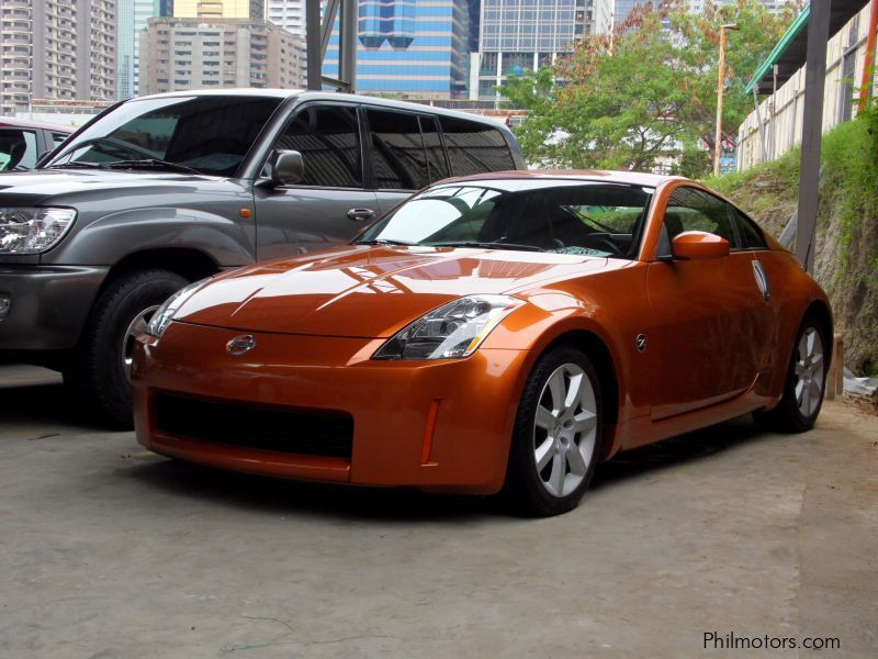 Used Nissan 350Z for sale in Pasig City