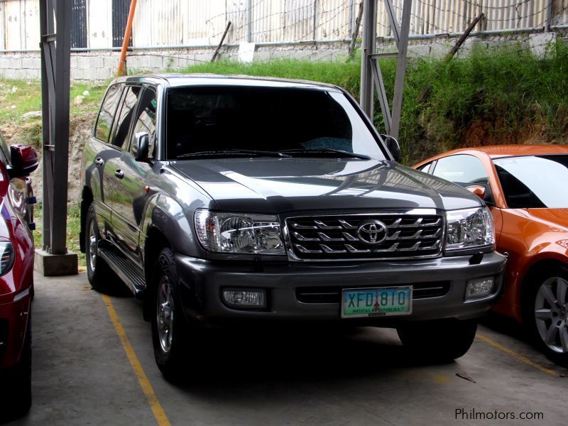 Used Toyota Land Cruiser for sale in Pasig City