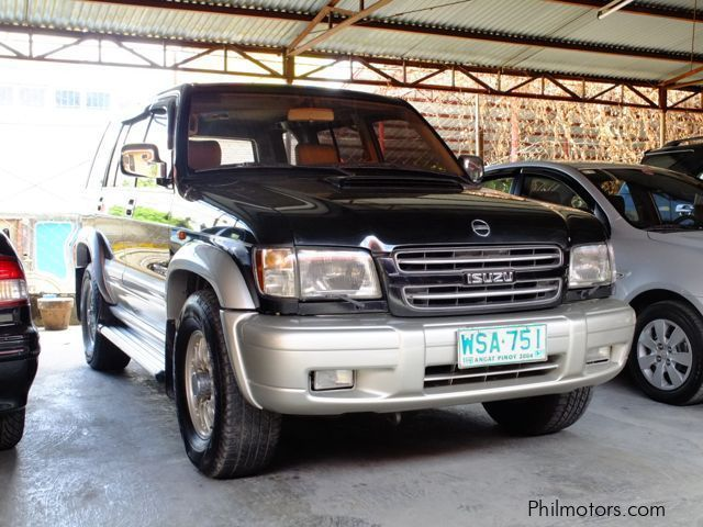 Used Isuzu Trooper LS for sale in Cavite