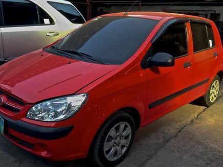 Used Hyundai Getz for sale in Quezon City