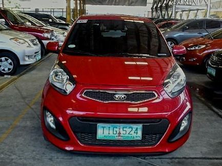 Used Kia Picanto for sale in Quezon City