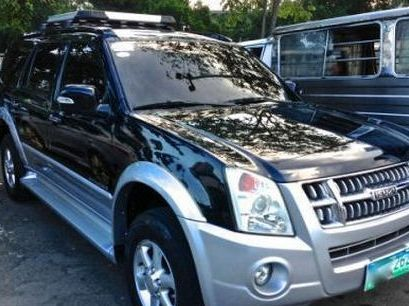 Used Isuzu Alterra for sale in Quezon City