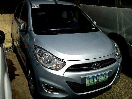 Used Hyundai i10 for sale in Quezon City