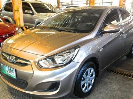 Used Hyundai Accent for sale in Quezon City