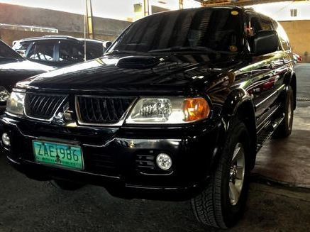 Used Mitsubishi Montero for sale in Quezon City