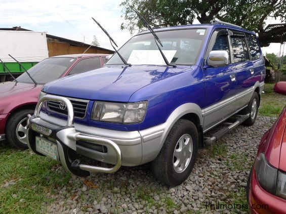 Used Toyota Revo Tamaraw FX for sale in Cavite
