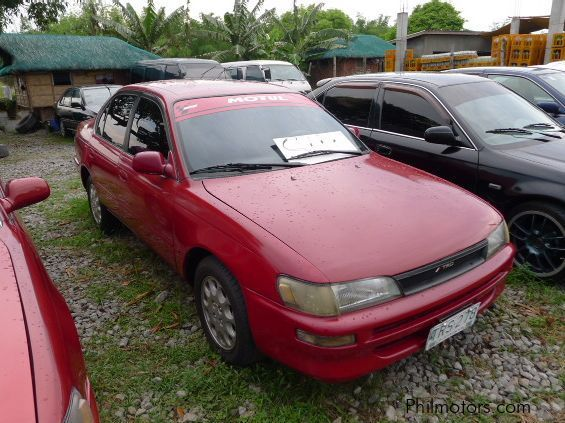 Used Toyota Corolla for sale in Cavite