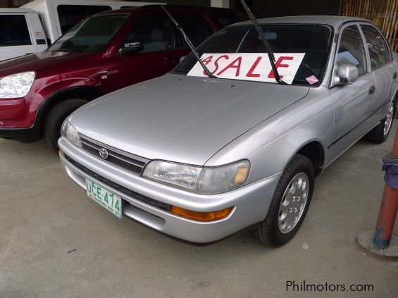 Used Toyota Corolla for sale in Antipolo City