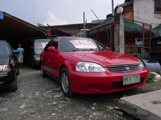 Used Honda Civi for sale in Cavite