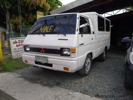 Used Mitsubishi L300 FB for sale in Antipolo City