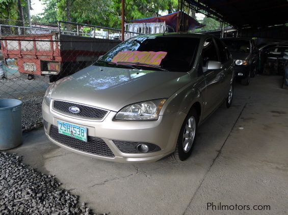 Used Ford Focus for sale in Antipolo City
