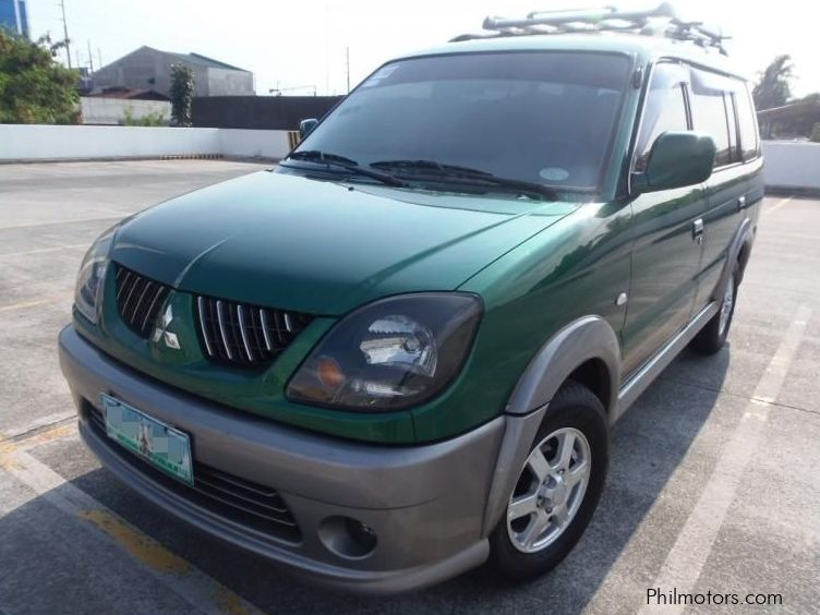 Used Mitsubishi Adventure GLS for sale in Quezon City