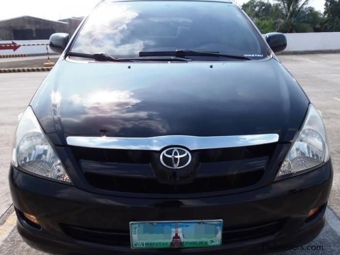 Used Toyota Innova J for sale in Quezon City