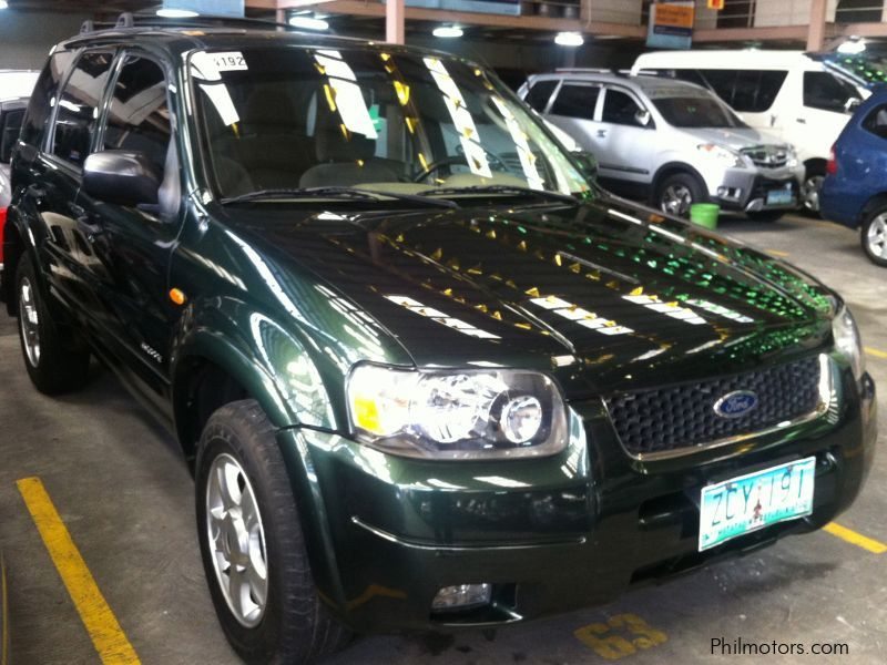 Used Ford Escape XLS for sale in Quezon City