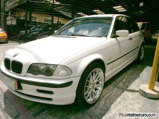 Used BMW 318i for sale in Quezon City