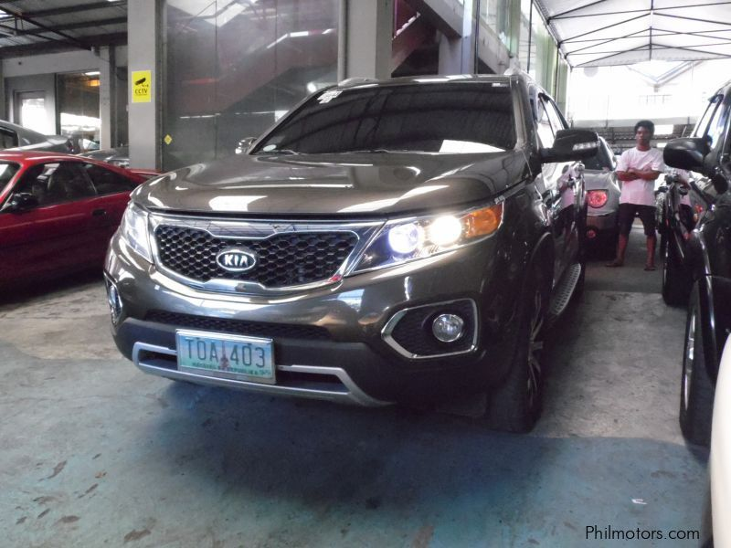 Used Kia Sorento for sale in Quezon City