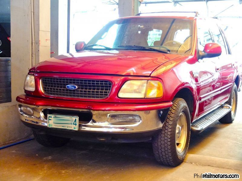Used Ford Expedition Eddie Bauer Ed. for sale in Quezon City