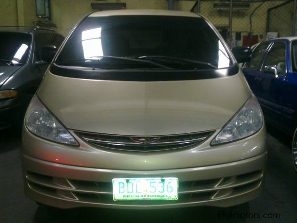 Used Toyota Previa for sale in Las Pinas City