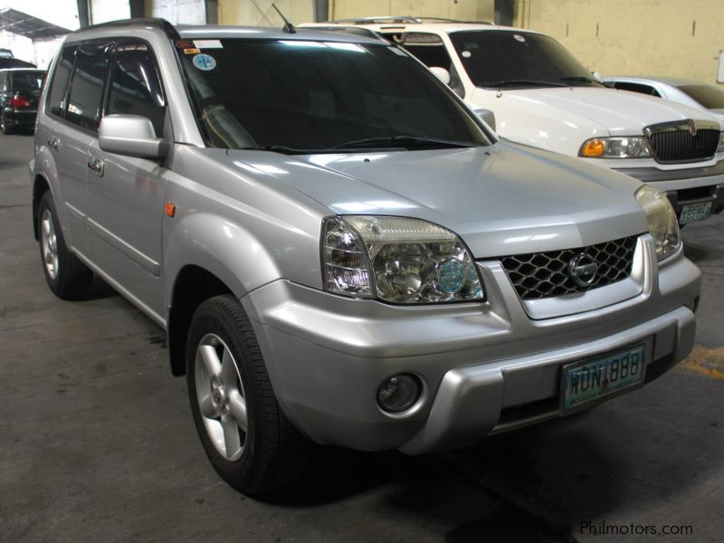 Used Nissan X-trail for sale in Las Pinas City