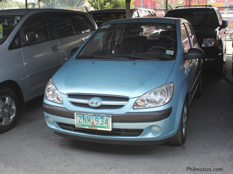 Used Hyundai Getz for sale in Las Pinas City