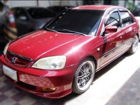 Used Honda Civic LXI for sale in Cebu City