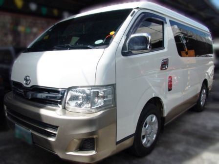 Used Toyota Hi-Ace Grandia for sale in Cebu City