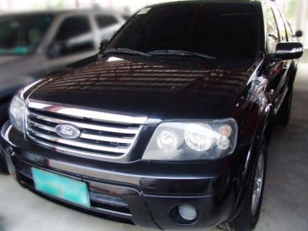 Used Ford Escape 4X2 for sale in Cebu City