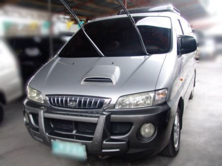 Used Hyundai Starex for sale in Cebu City