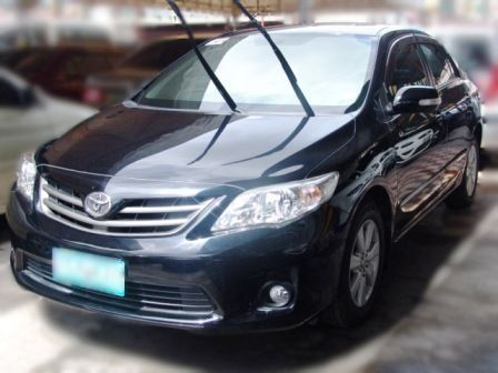 Used Toyota Corolla Altis 1.6 for sale in Cebu City