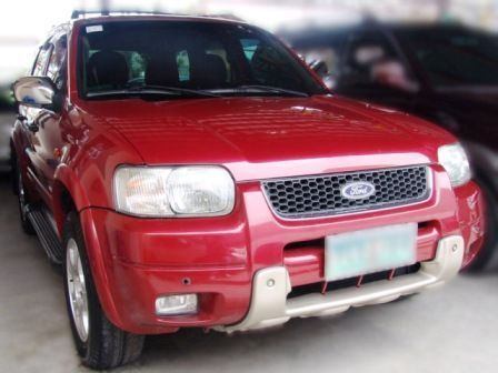 Used Ford Escape for sale in Cebu City