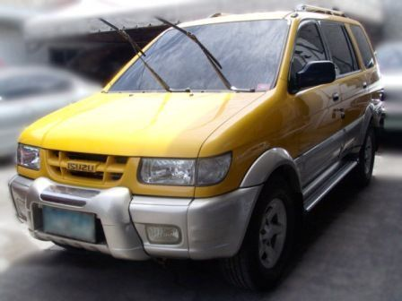 Used Isuzu Crosswind  for sale in Cebu City
