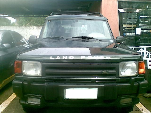 Used Land Rover DISCOVERY for sale in Paranaque City