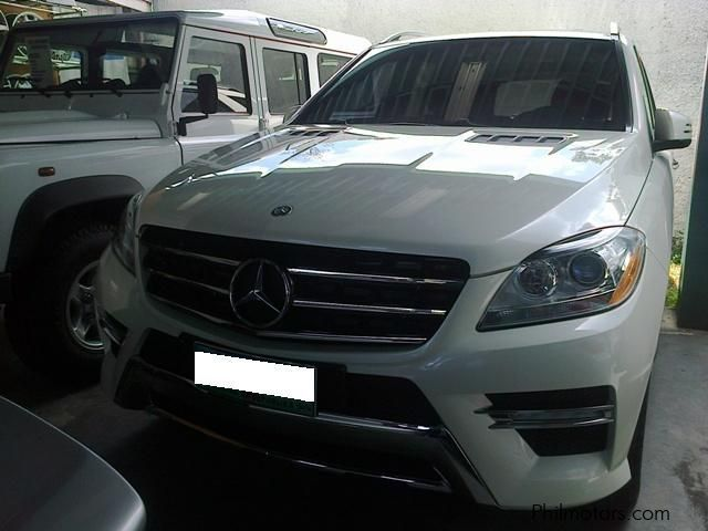 Used Mercedes-Benz ML 550  for sale in Paranaque City