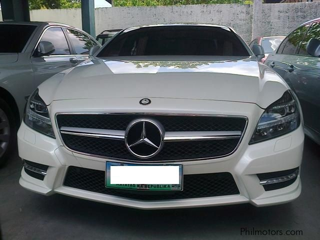 Used Mercedes-Benz CLS 550 for sale in Paranaque City