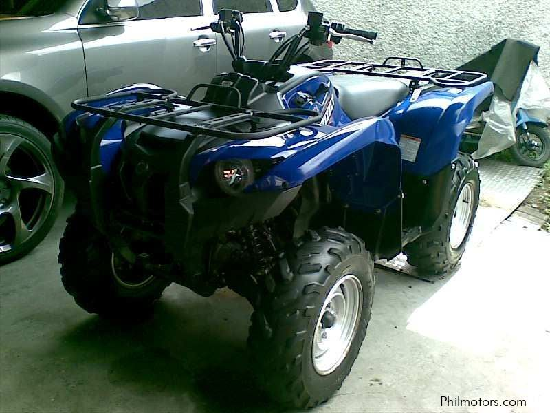 Used Yamaha Grizzly 700 FI for sale in Paranaque City