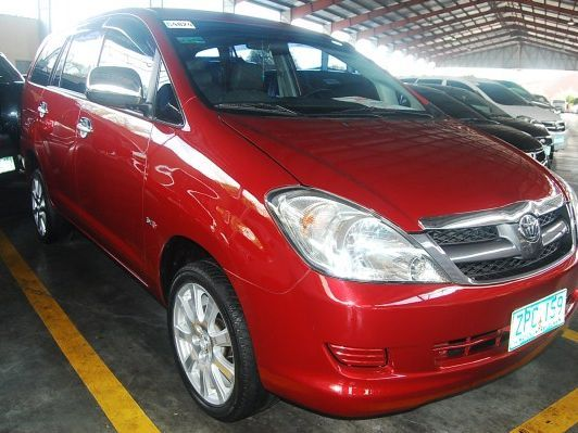 Used Toyota Innova J for sale in Pasig City