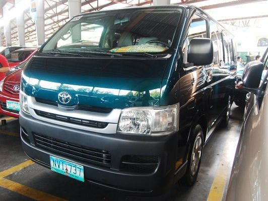 Used Toyota Hi-Ace Commuter for sale in Pasig City