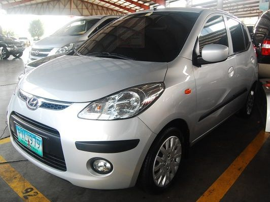 Used Hyundai i10 for sale in Pasig City
