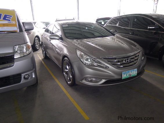 Used Hyundai Sonata Theta II for sale in Pasay City