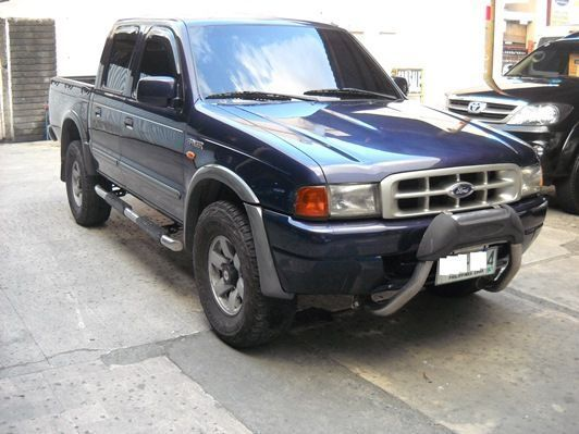 Used Ford Ranger for sale in Makati City