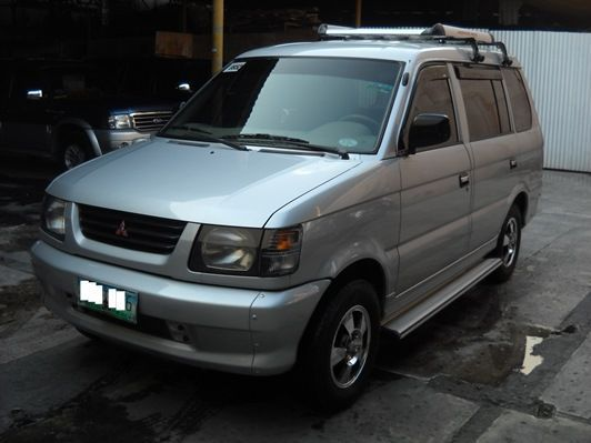 Used Mitsubishi Adventure for sale in Makati City