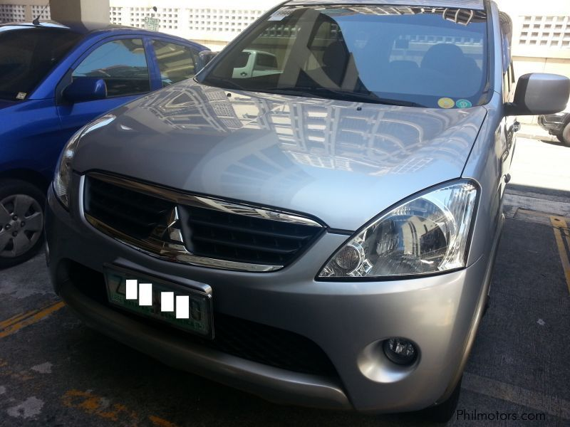 Used Mitsubishi Fuzion Gls Sport for sale in Manila