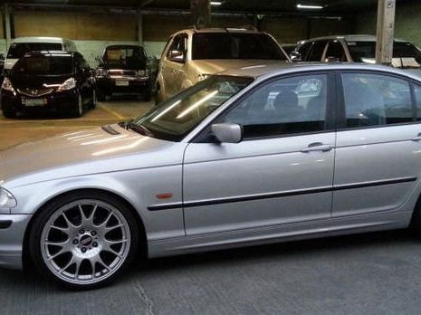 Used BMW 316i for sale in Pasig City