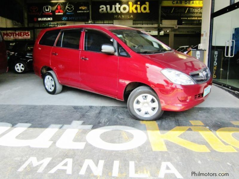 Used Toyota Innova for sale in Quezon City