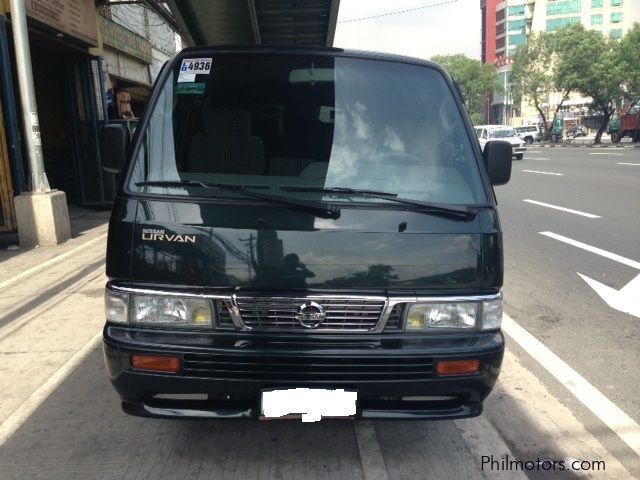Used Nissan Urvan for sale in Pasig City