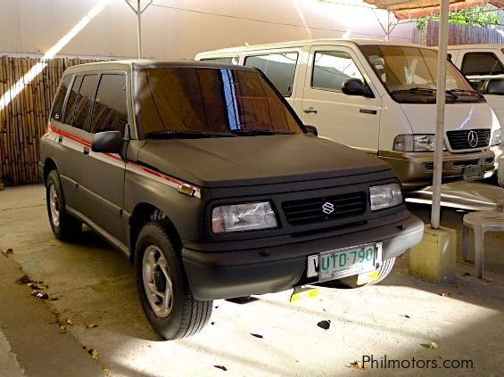 Used Suzuki Vitara for sale in Las Pinas City