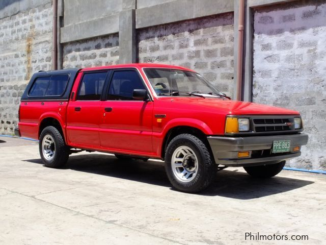 Used Mazda B200 for sale in Las Pinas City